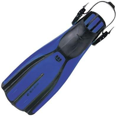 Mares Plana Avanti X3 ABS Geräteflosse blau