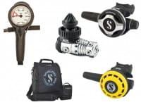 Scubapro Atemregler MK25EVO/ S600 R195 mit Termo Finimeter