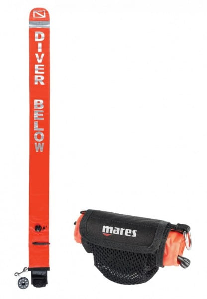 Mares-Diver-Marker-All-in-One-Boje mit Fingerspool