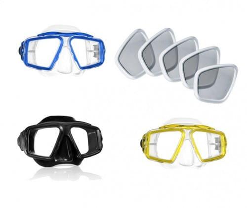 Mares Opera Tauchermaske mit optischen Gläsern