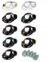 Scubapro Zomm mit optischen Gläsern