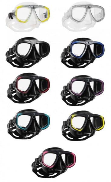 Scubapro Zoom EVO Tauchermaske