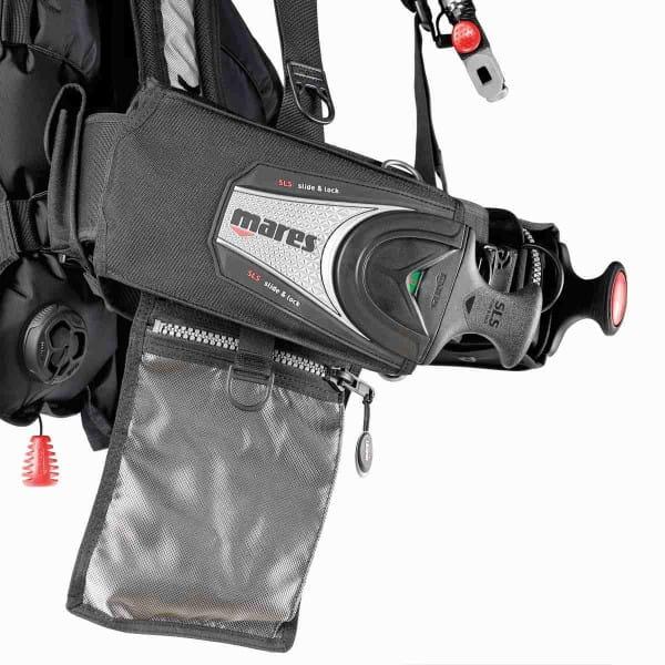 Mares Bolt SLS Cargo-Tasche