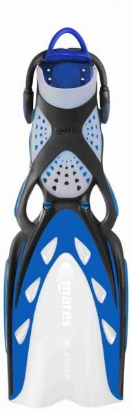 Flosse Mares X-Stream Geräteflosse Blau