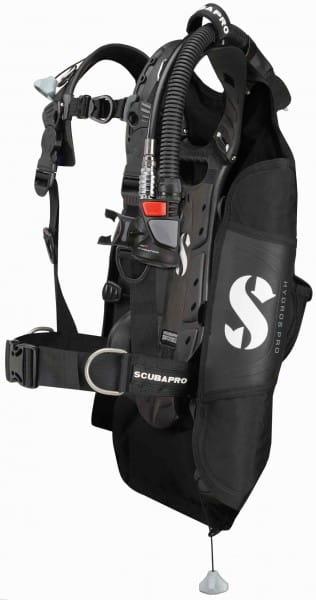 Scubapro Hydros Pro Jacket mit Trav-Tek-Gurte