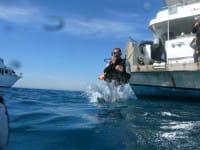 Boat Diving- SK Bootstauchen