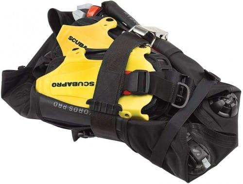 Scubapro Hydros Pro Jacket gepackt