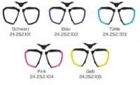 Scubapro D-Maske Colour Kits Rahmen