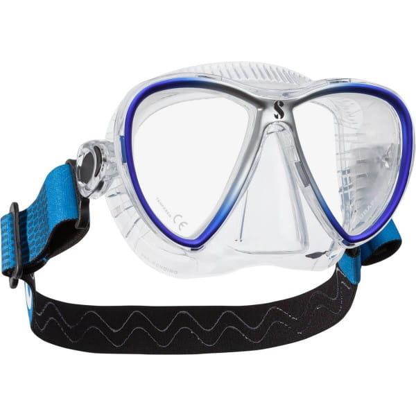 Scubapro Synergy Twin Tauchmaske mit Comfort Strap