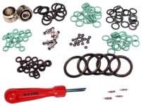 Metalsub TEK O-Ring Box mit wichtigen O-Ringen