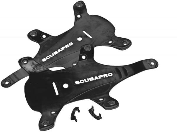 Scubapro Hydros Pro Farb-Kit (Schwarz)
