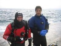 Specialty Drysuite Diving - SK Trockentauchen