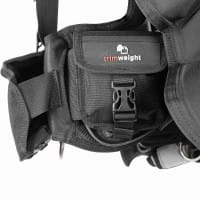 Mares Bolt SLS Trimmblei-Tasche