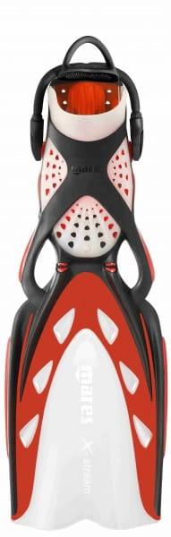 Flosse Mares X-Stream Geräteflosse Rot