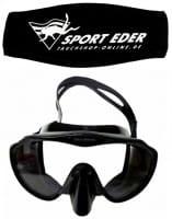 Aqualung Tek Malibu mit Sport Eder Neopren-Maskenband