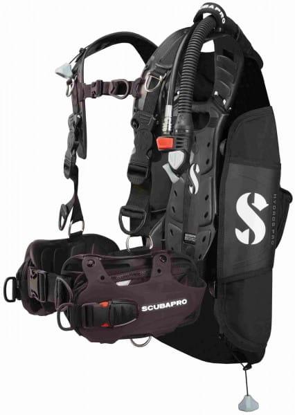 Scubapro Hydros Pro Jacket Herren (Schwarz)